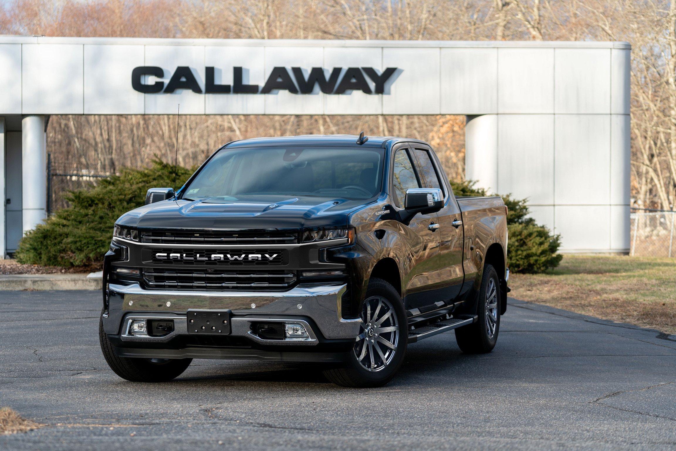 Callaway Silverado Signature Edition